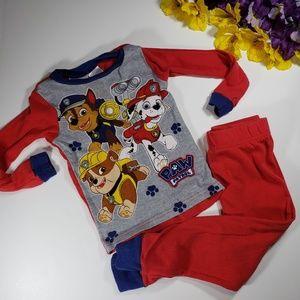 4/$25 Nickelodeon Paw Patrol Pajamas, Size 4T